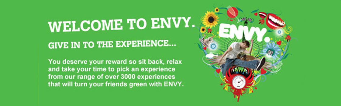 Arrange your experience